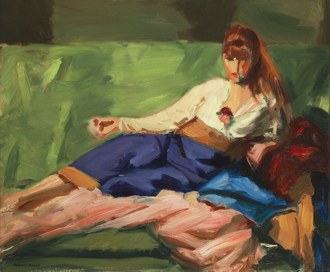 The Lounge (Marjorie Organ), 1916