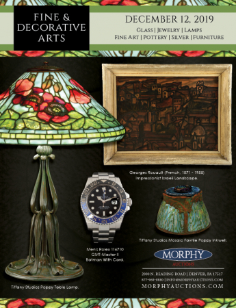 Fine & Decorative Arts