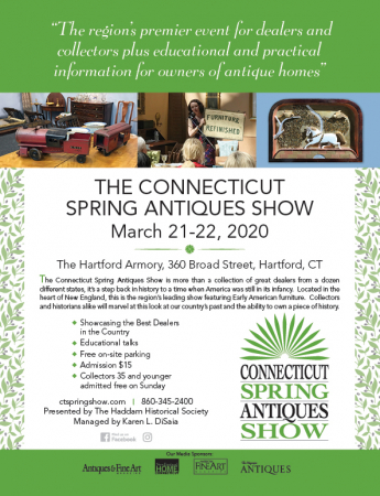 The Connecticut Spring Antiques Show